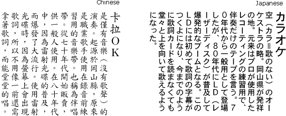 The japanese alphabet how ocr works comparison of the chinese and japanese scripts thecheapjerseys